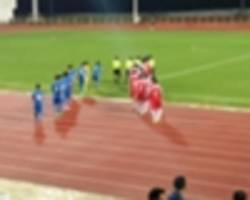 International friendly: India U-19 7-2 Singapore U-19 - Indian colts run riot against deficient Singapore