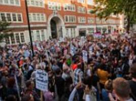 Grenfell Tower council is sitting on a £300MILLION reserve