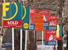 House prices fall in June for the first time since 2009