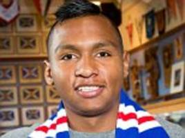 new rangers trio get the all clear for europa league quest