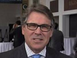 Rick Perry doesn't blame carbon dioxide for climate change