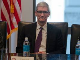 Apple CEO Tim Cook will push for strong encryption at the White House (AAPL)