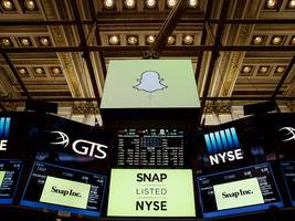 Snap shares surge on $100 million deal to make shows with Time Warner (SNAP, TWX)