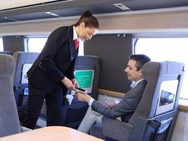 a swedish rail line now scans microchip implants in addition to accepting paper tickets