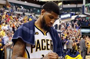 Skip Bayless explains why Paul George would be the perfect complement to LeBron James