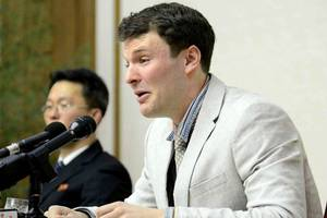 otto warmbier's death after release from north korea sparks outrage: 'senseless and barbaric'