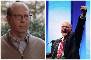 'Silicon Valley' Fact Check: Is Jack Barker Based on Steve Ballmer? (Video)