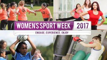 Get Inspired: Women's Sport Week - how to make the most of it