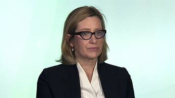 amber rudd: 'we will make sure everybody's protected'