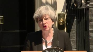 Finsbury Park attack: PM vows to tackle Islamophobia