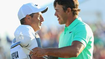 us open 2017: ni caddie elliott helps koepka to erin hills triumph