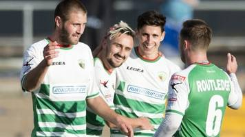 The New Saints face Gibraltar side Europa FC in Champions League