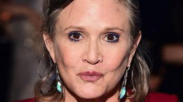 Carrie Fisher 'had cocaine' in her system when she died