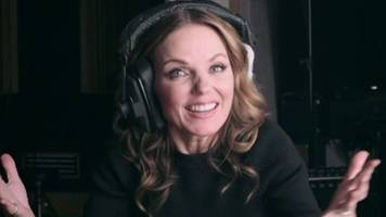 geri horner on releasing record in memory of george michael