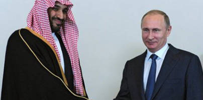 are russia and the saudis planning a natural gas cartel?