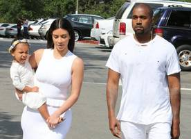 Kim Kardashian and Kanye West Spend a Whooping $30K for North's Preschool