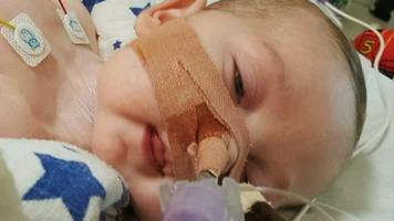 Charlie Gard: European Court orders life support to continue