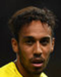 Pierre-Emerick Aubameyang to Liverpool? Watch the lethal goalscorer in action