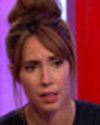 The One Show's Alex Jones close to tears in emotional London fire hero chat