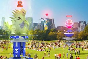 Pokémon Go's big summer update adds cooperative raids and redesigned gyms