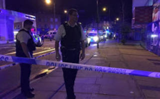 Vehicle hits pedestrians in Finsbury Park area of north London injuring several people