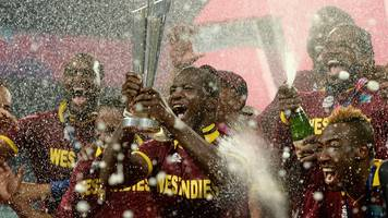 stars will probably not play for west indies - sammy