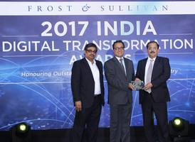tata communications receives accolades for its five awards at frost & sullivan's 2017 india digital transformation awards