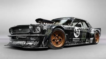 LEGO Made A Speed Champions Hoonicorn Just For Ken Block