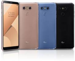 LG's more powerful G6+ doubles the storage and adds a high quality DAC