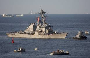 U.S. Identifies 7 Sailors Killed in Destroyer Crash