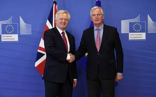 davis: uk's post-brexit relationship with the eu will be strong and special