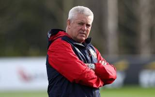 however lions series finishes, gatland has made a mistake