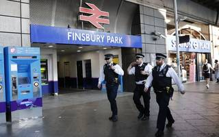 """may: """"hatred and evil"""" of """"sickening"""" finsbury park attack will not succeed"""
