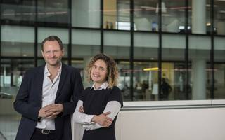 meet the pair preparing london (and the world) for our ai future