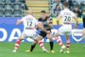 Hull FC's Nick Rawsthrone joins Leigh Centurions