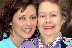 carol vorderman reveals that her mother has died of cancer
