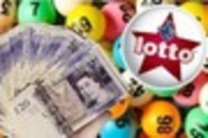 exeter women very angry  about their  'rubbish' national lottery ...