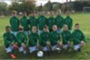 Plymouth Primary Schools football team record best season in...