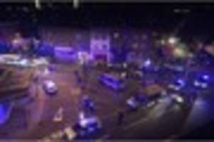 arrest after van hits worshippers outside finsbury park mosque on...