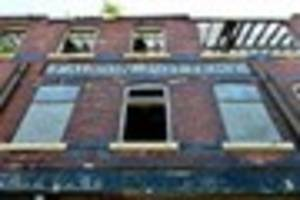 Calls for derelict Falcon Works to be demolished after boy is...