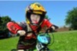 our heroes: goldenhill bmx champ ruby moores aims for olympic...