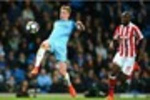 Stoke City VIDEO: Youngster re-creates Manchester City star's...