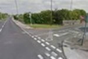 Driver rushed to hospital after Walsall crash involving children