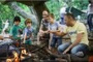 Devon dads make use of National Lottery funding boost