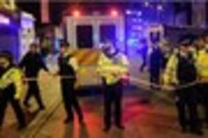 Latest London terror attack sees van driven at Muslim worshippers...