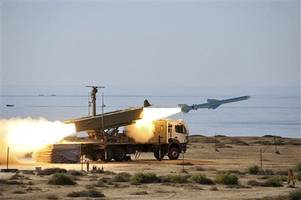 Iran launches missile attack on 'Takfiri terrorists' in Syria