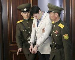 [UPDATE]: University of Virginia Student Otto Warmbier Released By North Korea June 13, Dies