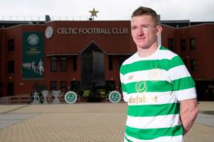 new celtic signing jonny hayes says any doubts over move were gone in 30 seconds