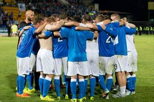 St Johnstone will play Lithuanian side FK Trakai in the Europa League first qualifying round