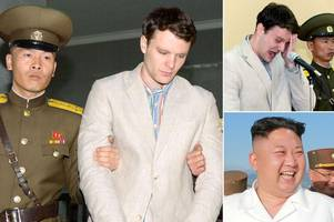 student otto warmbier dies aged 22 after 17 months of 'tortuous mistreatment' in north korea
